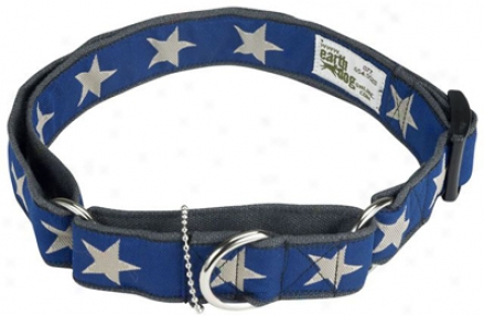 Earthdog Hemp Martingale Collars Kody-3 Medium
