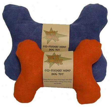 Earthdog Hemp Stuffed Toy - Comprehensive