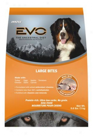 Evo Dry Dog Herring & Salmon 28.6 Lbs