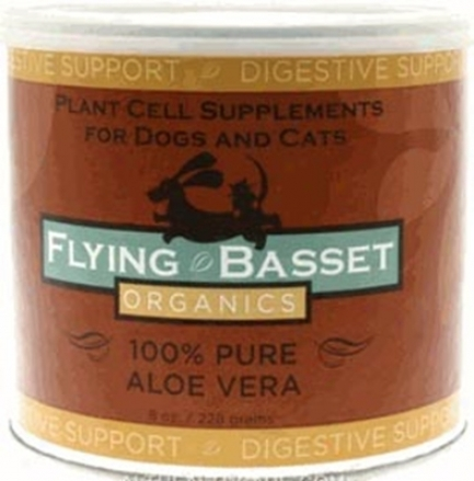 Flying Basseet Organics Aloe Vera Extract