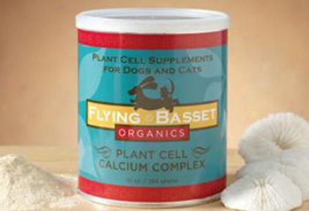 Flying Basset Organics Calcium Complex