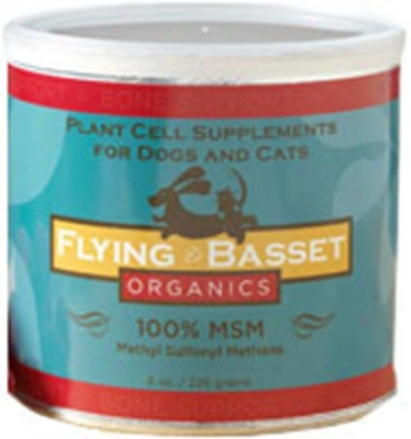 Flying Basset Organics Msm