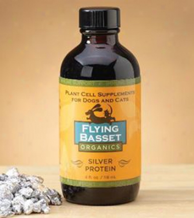 Flying Bqsset Organics Silver Protein