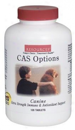 Genesis Resources Cas Options Dog Supplement