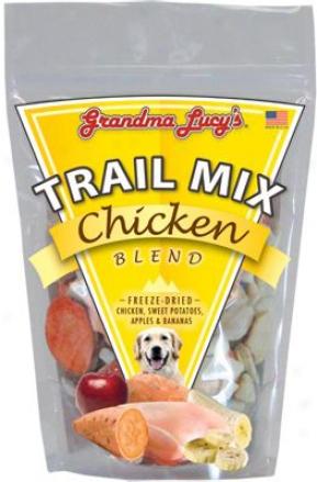 Grandma Lucy?s Trail Mix Cihcken 3.5 Oz