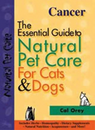 Guide To Natural Pet Be anxious Cancer