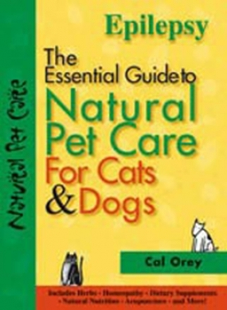Guide To Natural Pet Care Epilepsy