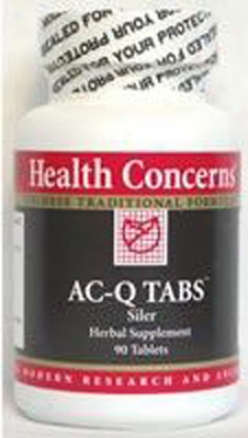 Health Concerns Ac-q Tabs Dog & Cat Herbal