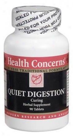 Health Concerns Quiet Digestion Dog & Cat Herbal