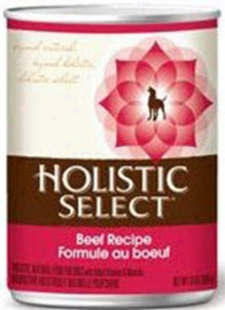 Holistlc Select Canned Dog Chicken 13 Oz Case 12