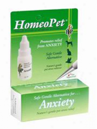 Homeopet Anxlety Relief Feline 15 Ml