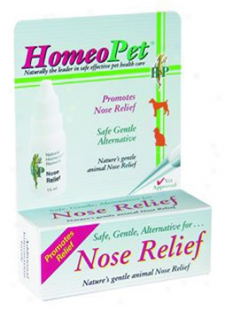 Homeopet Nose Relief