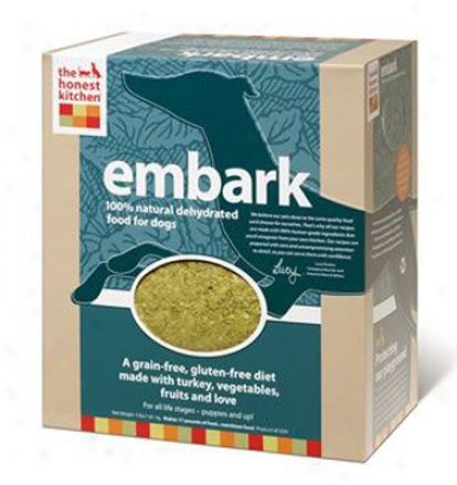 Honest Kitchen Embark Dehydrated Dog Food 10 Lbs