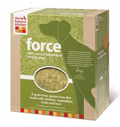 Honest Kitchen Force Dehydrated Dog Food 10 Lbs