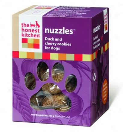 Honest Kitvhen Nuzzles Dog Treats - 16 Oz.