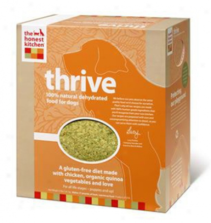 Honest Kitchen Thrive Dehydrated Dog Food 10 Lbs