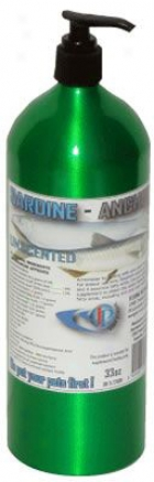 Iceland Pure Unscented Sardine-anchovy Oil 17 Oz