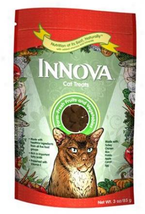 Innova Cat Treats 3 Oz