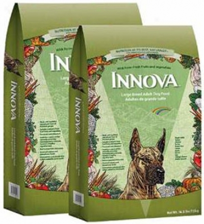 Innova Large Breed Adult Dry Dog Food 33 Lbs