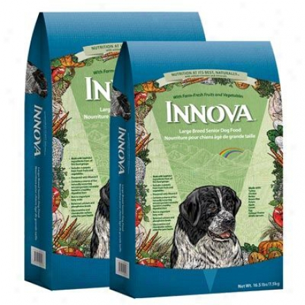 Innova Large Originate Senior Dry Dog Food 33 Lbs