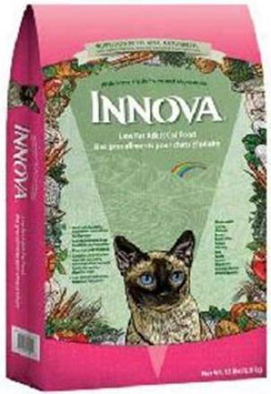 Innova Low Fat Dry Cat Food 6 Lbs