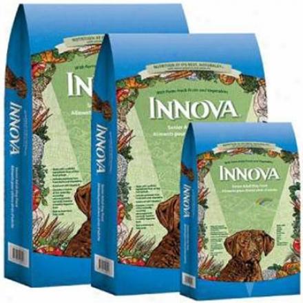 Innova Senior Dry Dog Food 15 Lbs