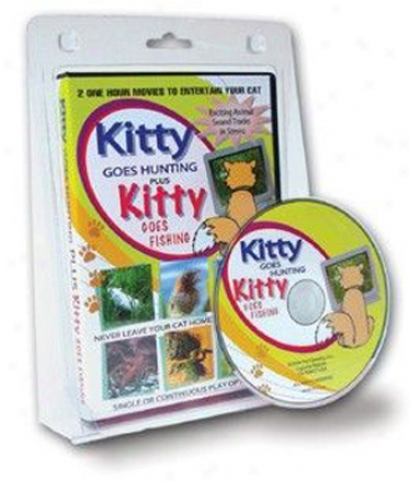 Kittu Goes Huhting & Fushing Dvd Movke