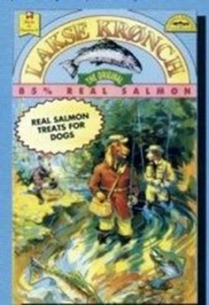 Kronch Salmon Dog Treats 6.2 Oz