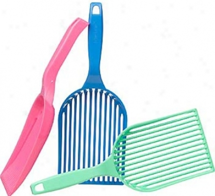 Litter-lifter Kitty Litter Scoop Assorted Color