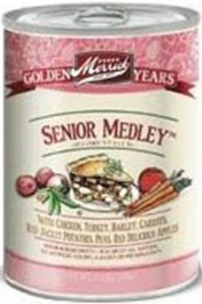 Merrick Can Dog Senior Medley 13.2 Oz Case 12