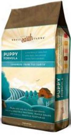 Merrick Uninjured Earth Farms Dry Dog Puppy 17.5 Lbs
