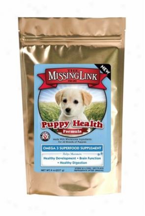 Missing Link Puppy Health Formula