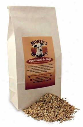 Monzies Organics - Organic Muesli For Dogs 20 Lbs