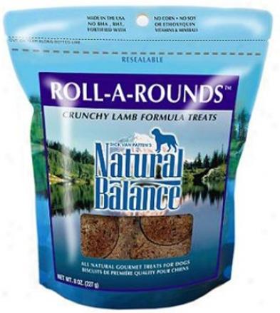 Natbal Roll-a-rounds 8 Oz
