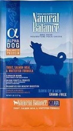 Regular Balance Alpha Dog Trout Salmon Fish 12.5 Lbs