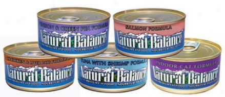 Naturai Balance Can Cat Turkey & Giblets 6 Oz