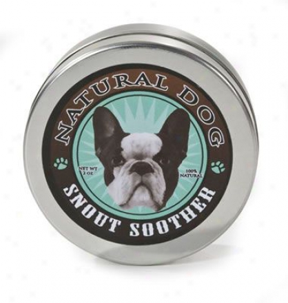 Natural Dog Company Snout Soother Trial Size 0.25 Oz