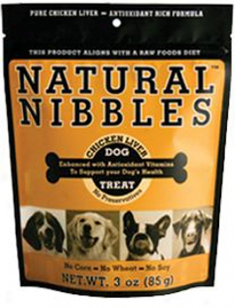 Natural Nibbles Treats - Salmon + Skin & Coat