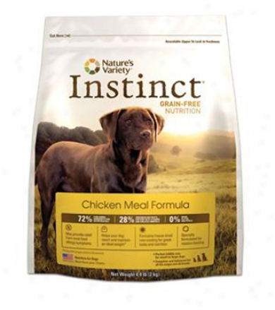 Natures Variety Instinct Dry Dog Beef & Lamb 25.3 Lbs