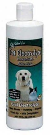 Naturvet Pet Electrolyte Oral Solution