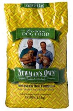 Newman's Own Organics Advanced rDy Dog Foo 4 Lbs