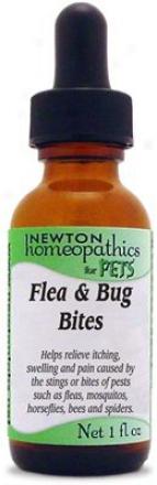 Newton Homeopathics Flea & Bug Bites