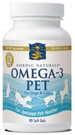 Nordic Naturals Omega-3 90 Soft Gels