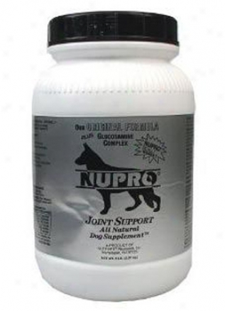 Nuprro Silver Daily Vitamin &amp; Seam Dog Supplement 30 Oz