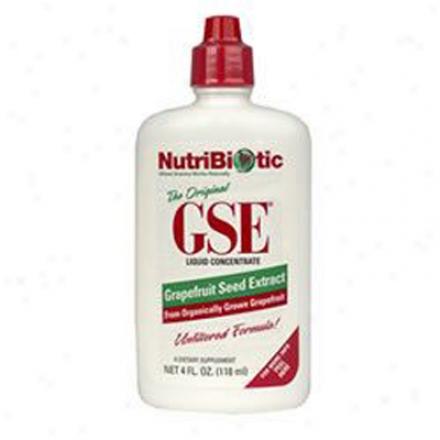 Nutribiotic Grapefruit Seed Extract Liquid 2 Fl. Oz.