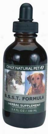 Only Natural Pet B.s.s.t. Herbal Formula 2 Oz
