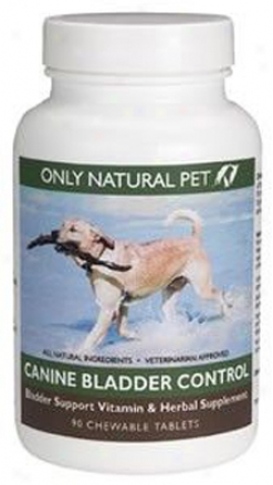 Only Natural Pet Canine Blader Control