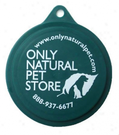 Only Natural Pet Canned Pet Food Reusable Lid