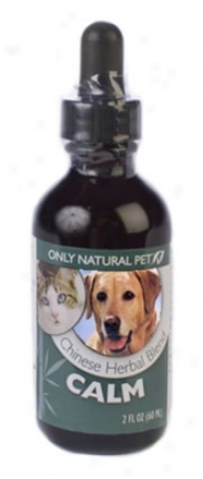 Only Regular Pet Chinese Herbal Blends Calm