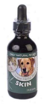 Only Natural Pet Chinese Herbal Blends Skin